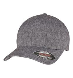 Flexfit Cap Flexfit (mel. dark grey)