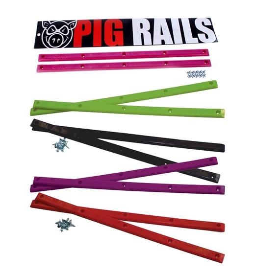 Pig Rails Pig Rails
