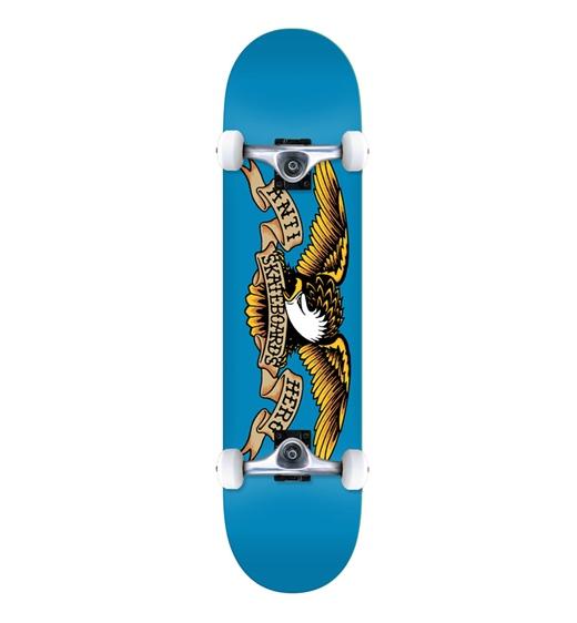 """Antihero Skateboard Komplett Classic Eagle 7.50"""""""