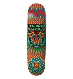 """Thank You Deck Song Geo Tiger 8.25"""""""