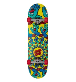 "Santa Cruz Skateboard Komplett Mandala H. L. 8.25"""