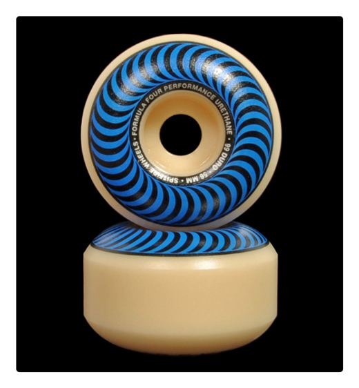 Spitfire Rolle F4 Classic Blue 56mm 99A