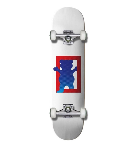 """Grizzly Skateboard Komplett Out The Box 7.75"""""""
