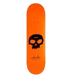 """Zero Skateboards Deck Cole Signature Skull 8.25"""""""