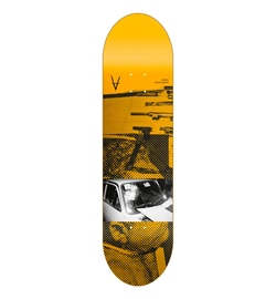 "Antiz Skateboard Deck Piovra Karvonen 8.125"""