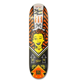 boardjunkies Deck For Those Who Know