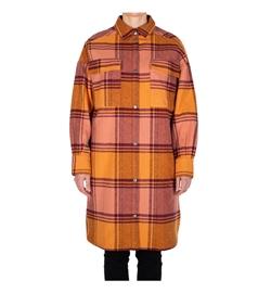 Iriedaily Girls Checky Shirt Jacket