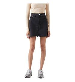 Dr. Denim Rock Echo Skirt