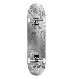 "Inpeddo Skateboard Komplett Blurred 8.25"""