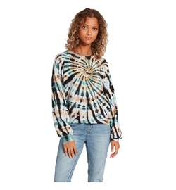 Volcom Girls Dye Tying Sweater