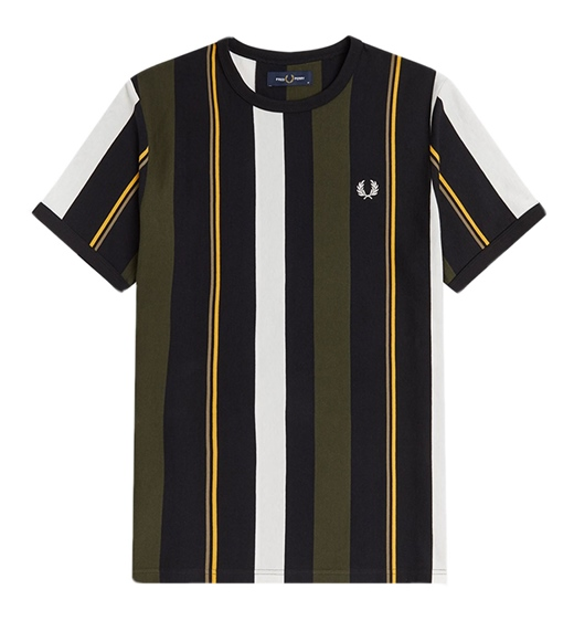 Fred Perry Vertical T-Shirt