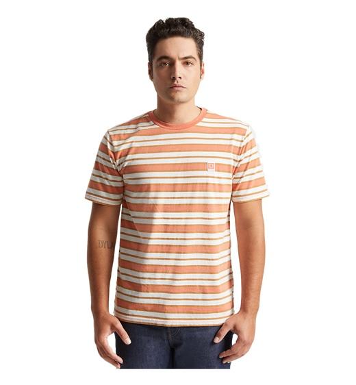 Brixton Shirt Hilt Multi Stripe
