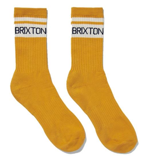 Brixton Phys. Ed. Socks